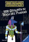1000 Gefahren im Reich des Pharao von Fabian Lenk (2016, Taschenbuch)