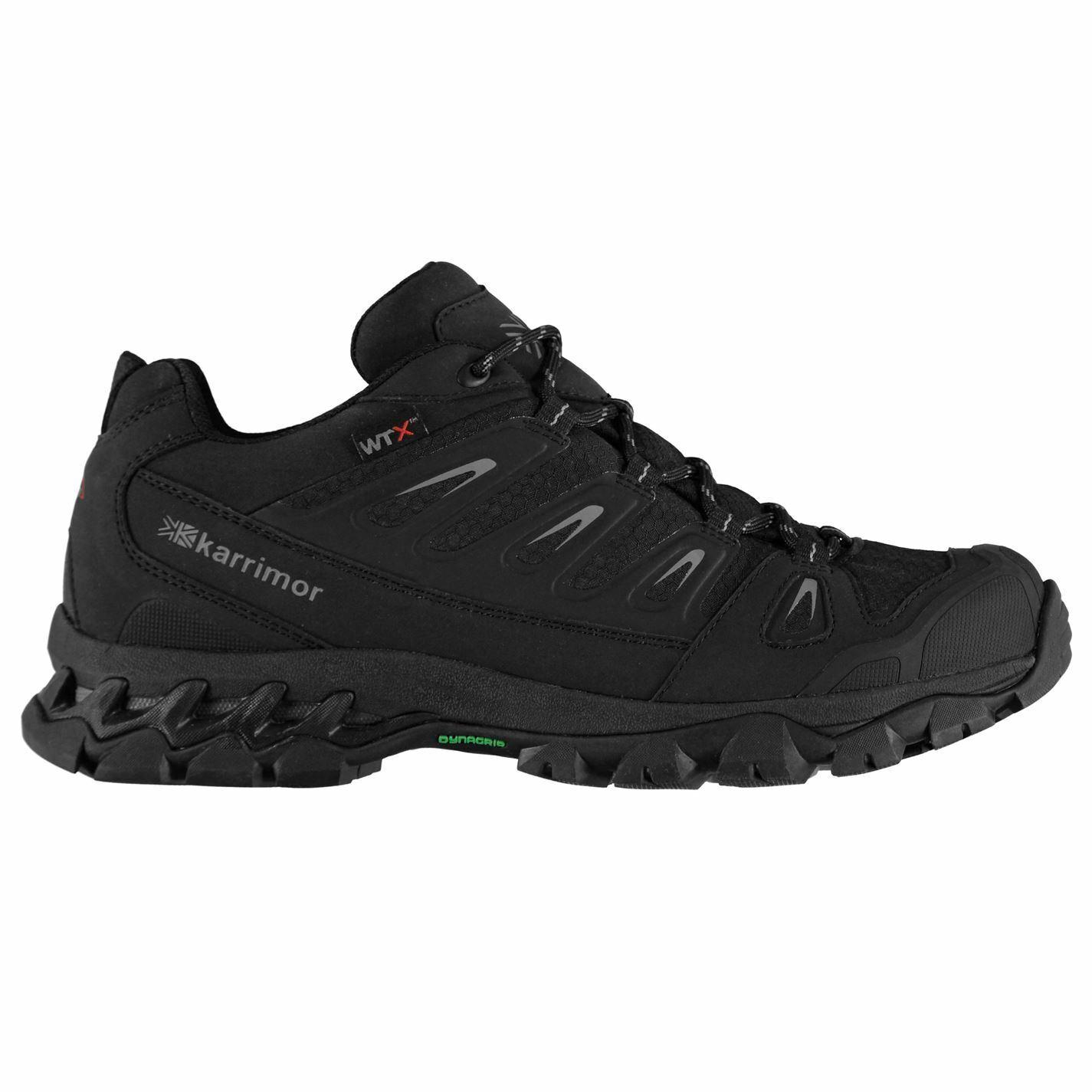 Karrimor Cougar Wtx Caminar Zapatos para hombre  Caballeros Cordones atados repelente al agua  últimos estilos