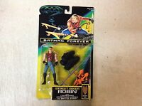 Batman Forever Street Biker Robin Action Figure Kenner Toy On Card 1995 Riddler on sale