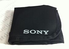 Genuine Sony Filter Case Holder Pouch Wallet Purse Lens 2 Pockets OEM Original