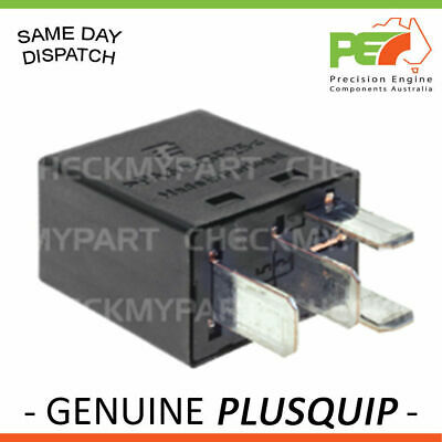 New A PLUSQUIP C Compressor Relay For HOLDEN ASTRA AH