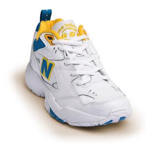 fbee948b8a048 NEW BALANCE  608 RETRO Blue Unisex Training Shoes Chunky Ugly Shoes ...