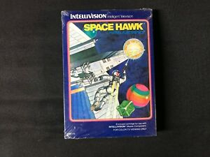 Space-Hawk-Intellivision-1981-Brand-New-Factory-Sealed