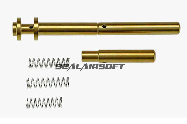 COW COW Airsoft Toy RM1 Hi-Capa 4.3 5.1 Guide Rod (gold) CCT-TMHC-006