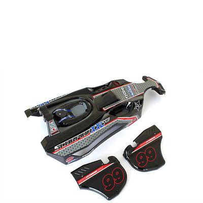 Acquista A Buon Mercato Carrozzeria Scorpion Xxl Nero Verniciato T2 Kyosho Sxb002 #704938