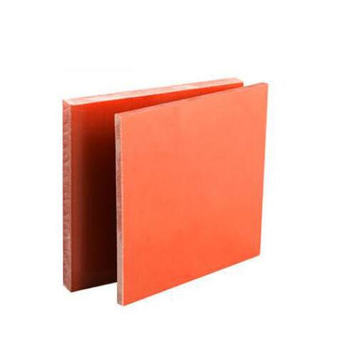 Orange Phenolharz Platte Isolierung Bakelit Blatt Blech Dick 3~8mm,Anti-statisch