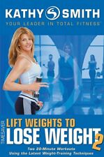 Weights Strength EXERCISE DVD - Kathy Smith Lift Weights to Lose Weight 2!