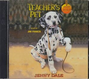 Jenny-Dale-Teacher-039-s-Pet-2CD-Audio-Book-Puppy-Patrol-Jan-Francis-FASTPOST
