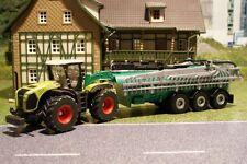 Siku 1827 - CLAAS Xerion 5000 Tractor and Samson Slurry Tanker Trailer - 1:87