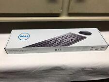 Dell Km117 Wireless Keyboard Mouse Ebay