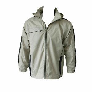 Mens-Light-Casual-Outdoor-Sports-Windcheater-Zip-Up-Hooded-Jacket-Hoodie-S-2XL