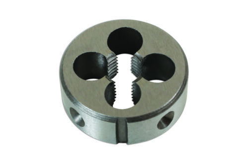 Plug Tap and Solid Die Set by Connect M6 X 0.75mm 3pc Taper Tap