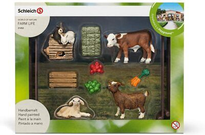 41424 NUOVO SCHLEICH-farm World-I miei primi Fattoria Animali Fattoria
