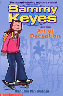 Draanen, Wendelin Van, Sammy Keyes and the Art of Deception, Very Good Book