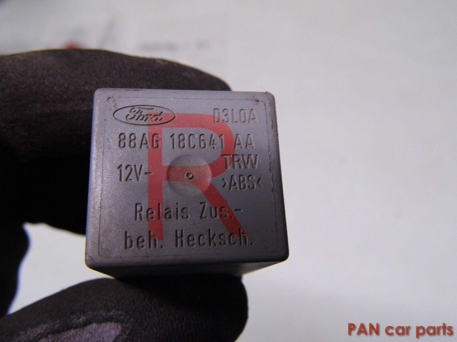 hecksch R gris relés Zus Ford relé 88ag18c641aa - Westfal