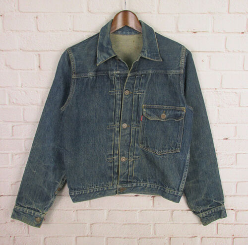 Levi's 506XX 1st First Denim Jacket G Jean Origina