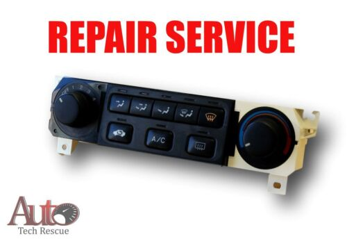 1999-2004 Honda Odyssey Manual Climate Control REPAIR