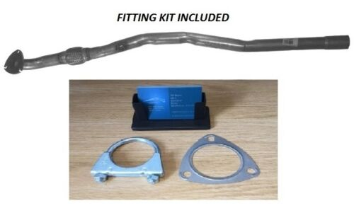 FITTINGS BM50155 VAUXHALL ASTRA//ZAFIRA 1.6,1.8 EXHAUST FRONT DOWN PIPE /& FLEX