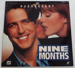 NINE-MONTHS-Hugh-Grant-Julianne-Moore-LASERDISC-WIDESCREEN-THX