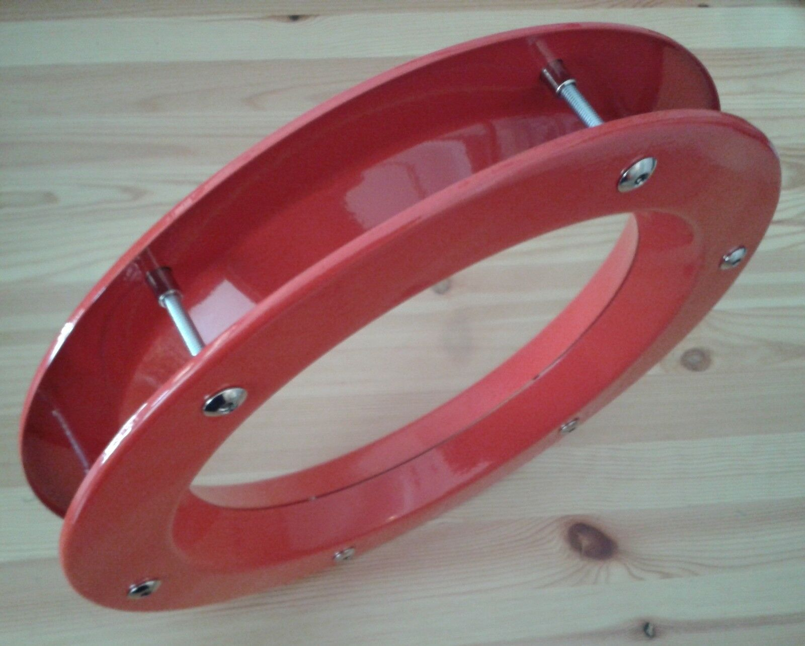 PORTHOLE FOR DOORS phi 350 mm Farbe