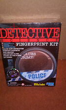 Detective Science Fingerprint Kit (4M Kidz Labs)