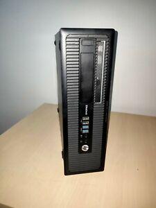 HP EliteDesk 800 G1 -RICONDIZIONATO- i5-4570 3.2 Ghz-8Gb RAM-128Gb SSD-250Gb HDD