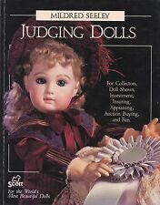 Antique Dolls Collecting - Judging Appraising Insuring Buying Etc. / Scarce Book