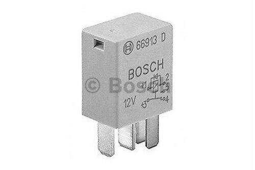 1x bosch Mini Relais 0332017300 3165141212891