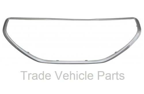 Peugeot 208 2012-2015 Front Grille Frame Moulding Chrome New Insurance Approved