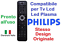 miniatura 9 - Telecomando universale per tutti i TV PHILIPS Lcd Led Smart TV 3D come Originale