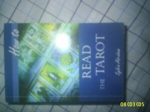 How-to-Read-the-Tarot-by-Abraham-Sylvia-0753717409-The-Fast-Free-Shipping