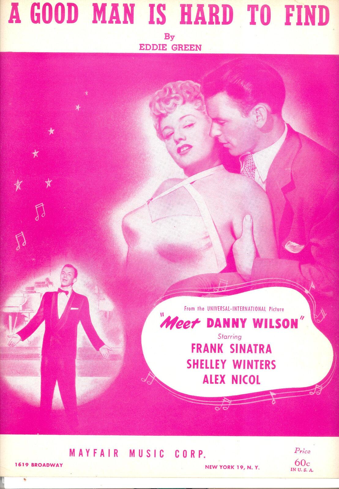 MEET DANNY WILSON Sheet Music