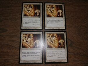 Seal-of-Cleansing-x4-Nemesis-Magic-the-Gathering-MTG-4x-Playset