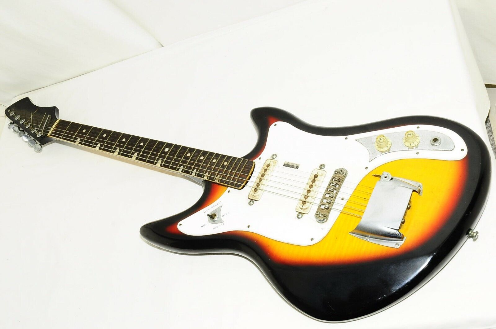 Excellent Guyatone LG-170T Electric Guitar Ref No 2564