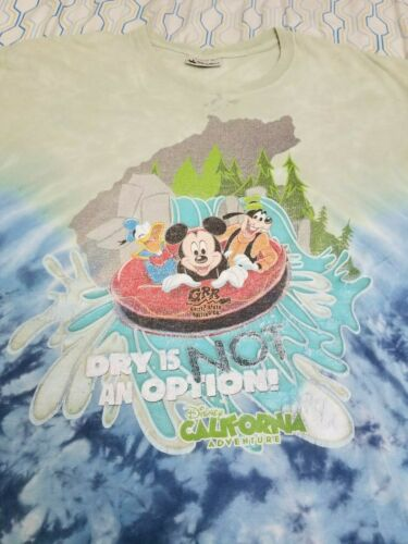 VTG Disney California Adventure Grizzly River Run