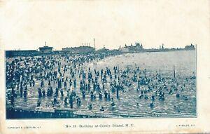 BROOKLYN-NY-Bathing-at-Coney-Island-udb-pre-1908