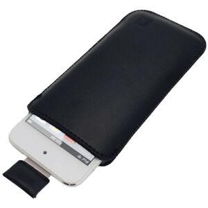 Custodia in pelle e in silicone back cover originale per Apple