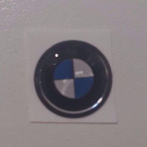 BMW GENUINE Remplacement Alarme Porte-clés Bouton Badge Emblème E46 3 Série 2155753