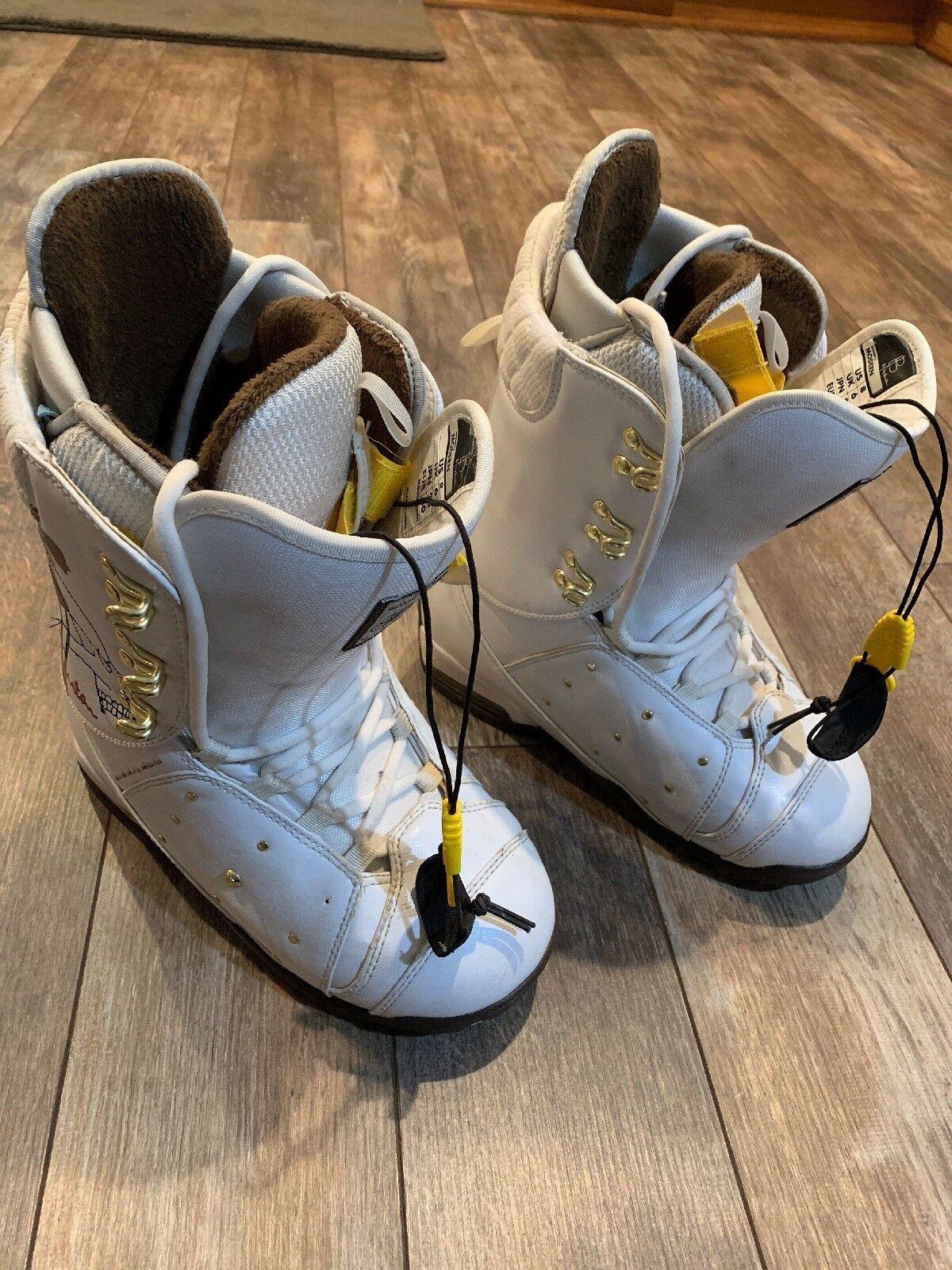 B by Burton Modern Snowboard Boots  US 8, Euro 40