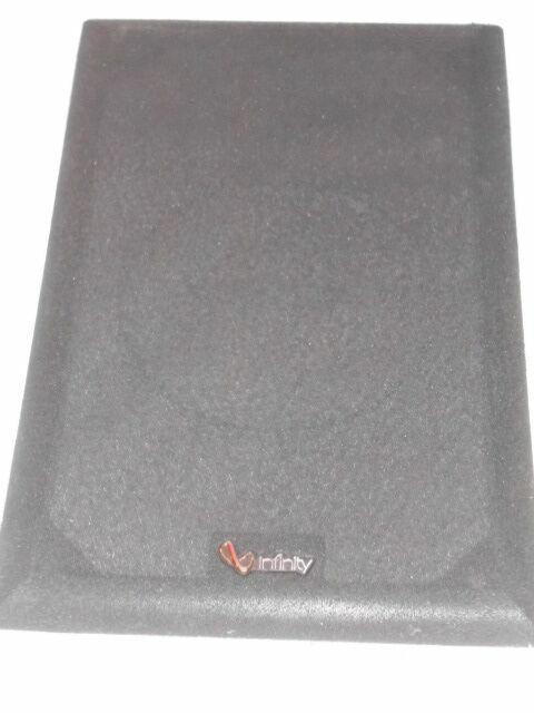 "Grille SM82 INFINITY SM-82 18"" x 11"" SINGLE Speaker Grill"