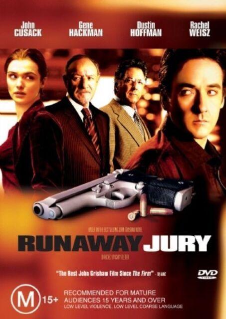 Runaway Jury (DVD, 2006)