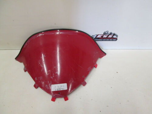 POLARIS RMK IQ WINDSHIELD LOW RED 2875105 NEW OEM