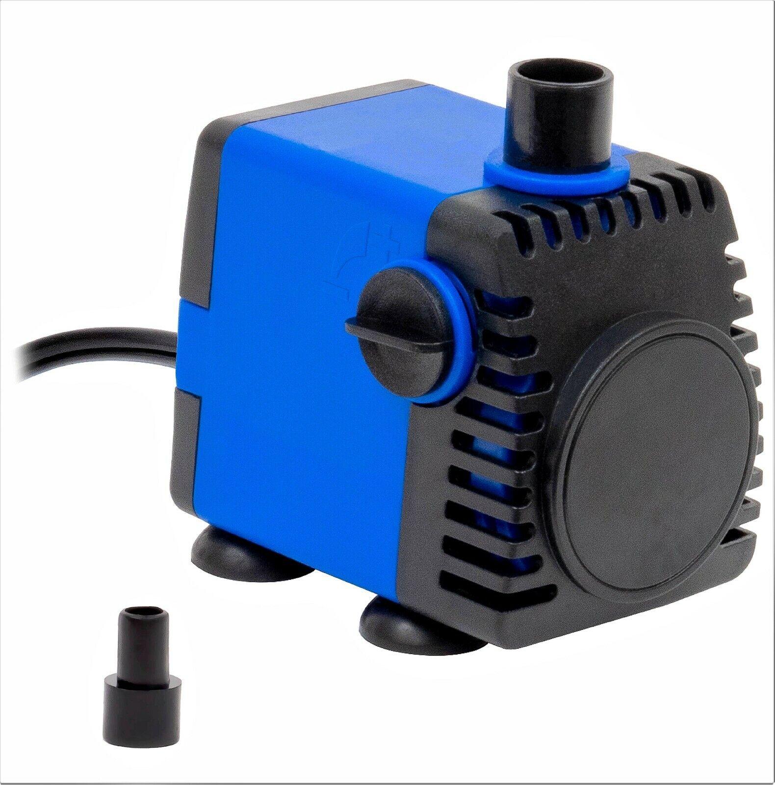210 GPH Adjustable Submersible Water Pump