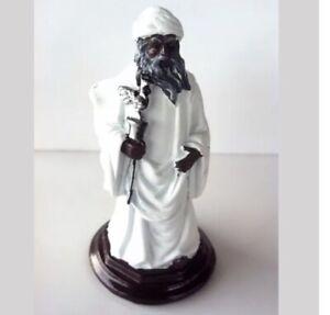 Details about 4 Inch Orisha Obatala Statue Santeria Yoruba Estatua Figure  Lucumi  IFA