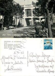 Cartolina-di-Lugo-Istituto-San-Giuseppe-veranda-Ravenna-1964