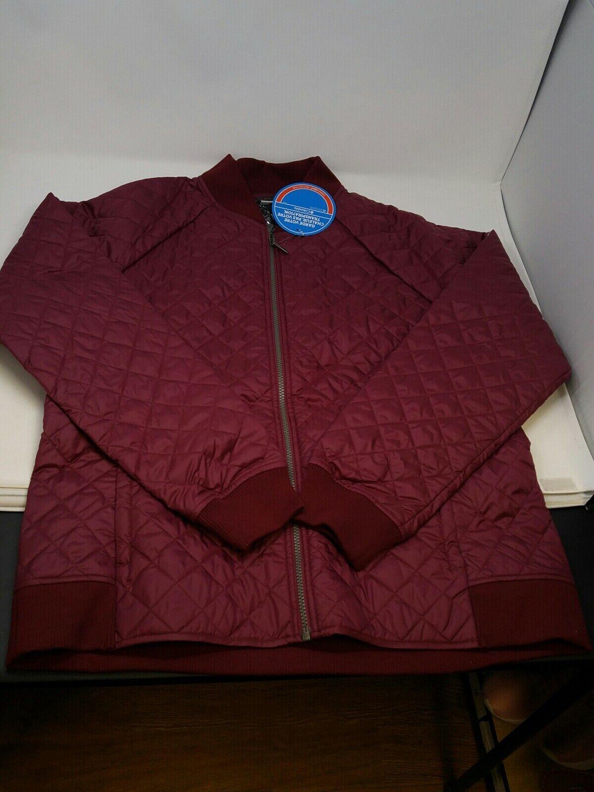 Columbia Women's Maroon Jacket Size XL