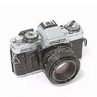 Minolta XG-M Film Camera