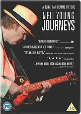 NEIL YOUNG JOURNEYS - DVD - REGION 2 UK