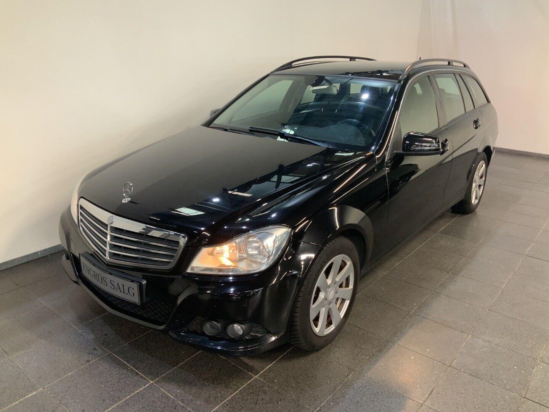 Mercedes-Benz C220 2,2 CDi stc. aut. BE