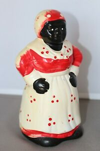 Vintage-Lady-Ceramic-China-Figurine-hand-painted-Woman-Candle-Light-Holder
